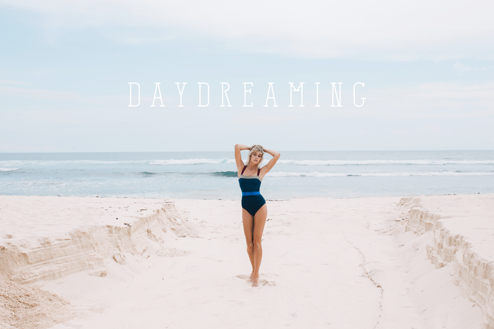 "DAZE DAYZ 2017 CAMPAIGN "" DAYDREAMING"""